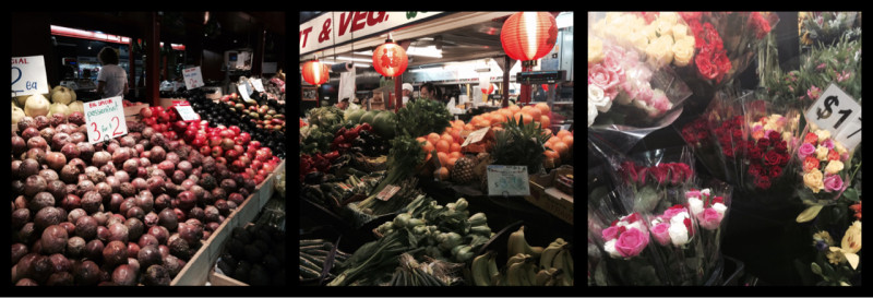 Fruit, Veg, Flowers Central Market Adelaide