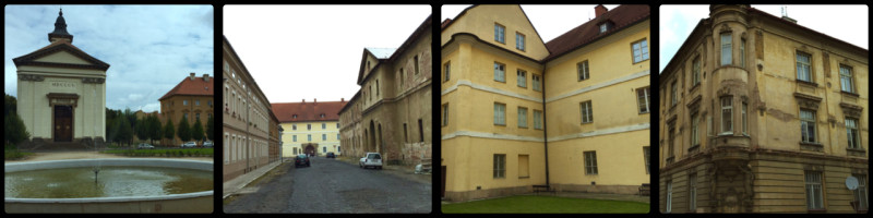 Terezin Ghetto Museum. Czech Republic