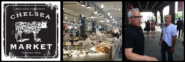 Chelsea Market. Manhattan. New York