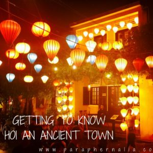 Hoi An Ancient Town. Vietnam.