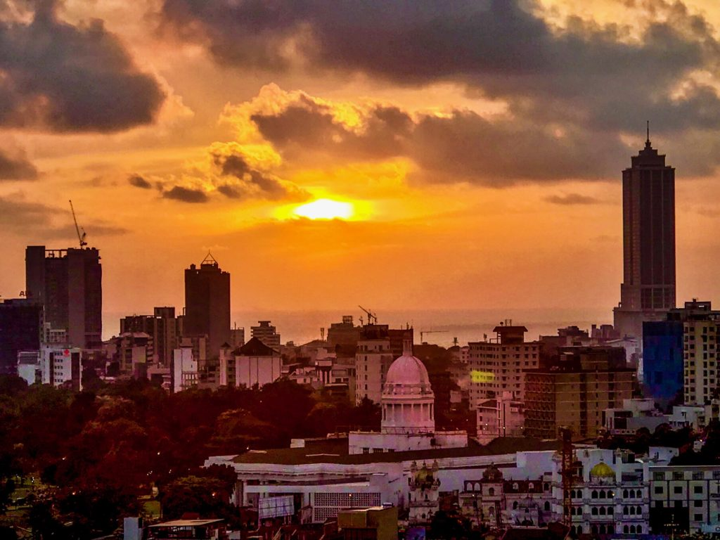 Sri Lanka: Colombo, the Commercial Capital.
